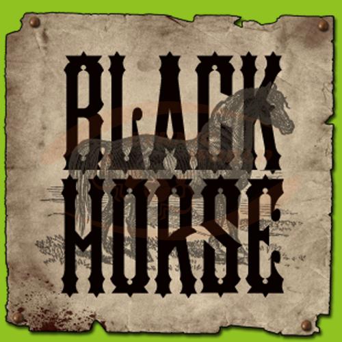 Ben Northon E-Liquid 50 ml - Black Horse