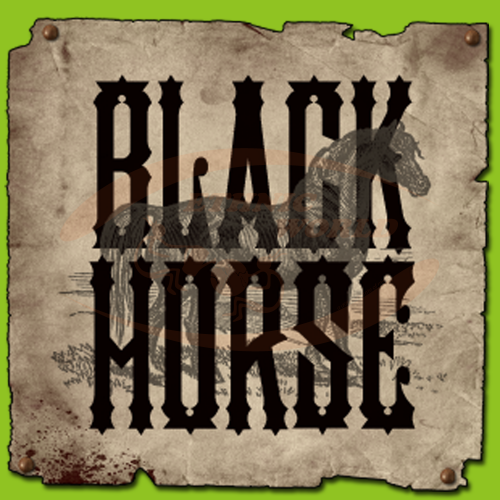 Ben Northon E-Liquid 50 ml - Black Horse