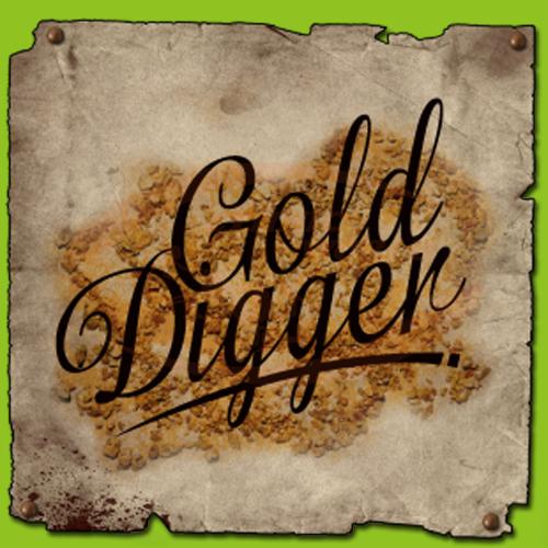 Ben Northon E-Liquid 50 ml - Gold Digger