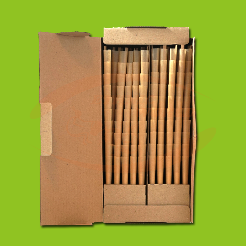 Cones 109 mm King Size Natural