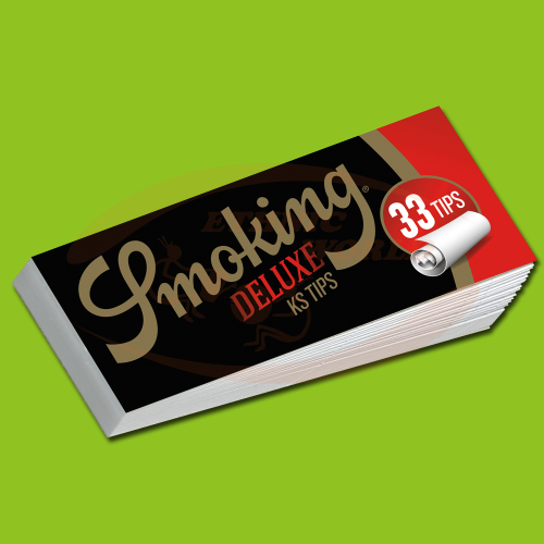 Smoking Filter Tips Deluxe KS