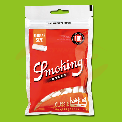 Smoking Filters Regular (100)
