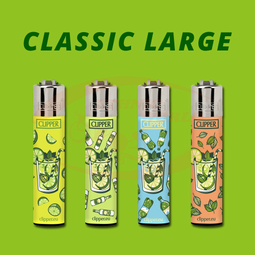 Clipper - Lighter Mojito