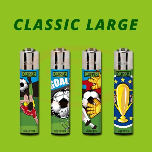 Clipper - Lighter Football Cup