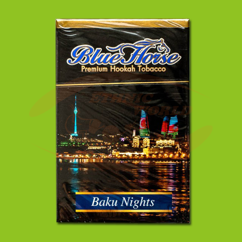 Blue Horse Baku Nights