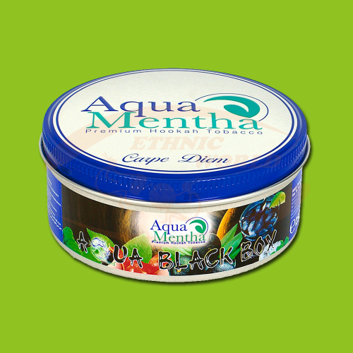 Adalya Aqua Mentha Black Box