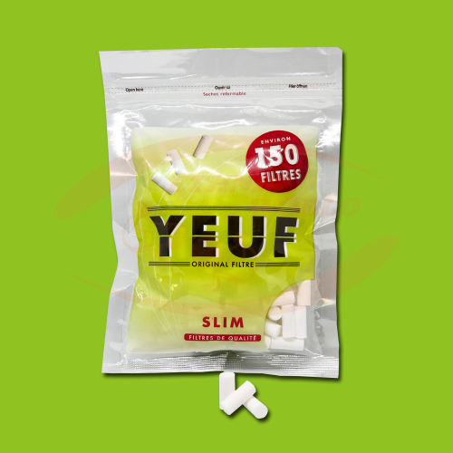 Yeuf Filters Slim (150)
