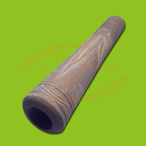 Stone Chillum Leaf 16 cm