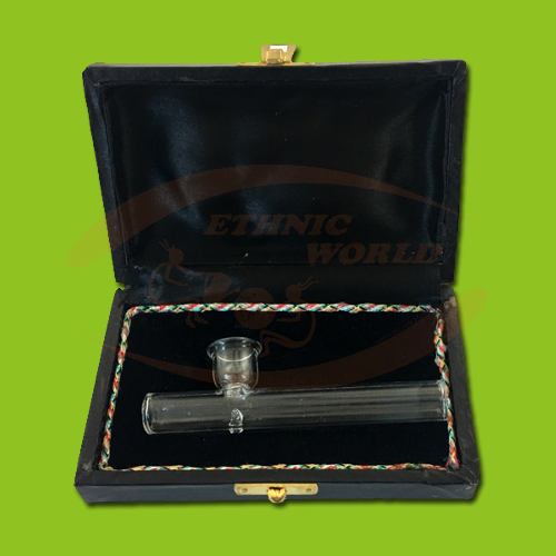 Glass Pipe BOX 10.5 cm