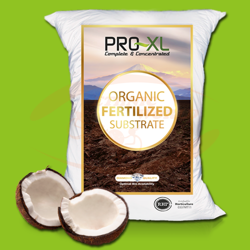 PRO-XL Organic Fertilized Substrate