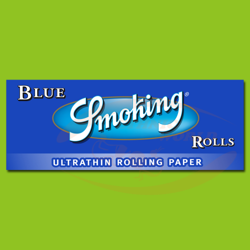 Smoking Blue Rolls