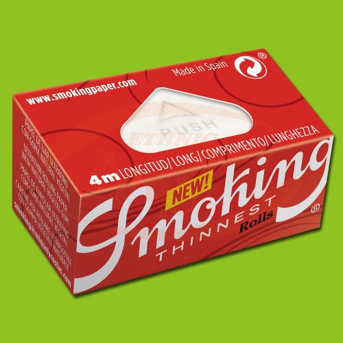 Smoking Thinnest Rolls