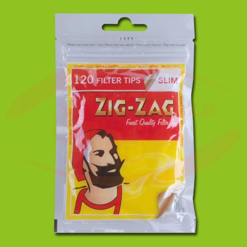 Zig-Zag Slim Filters (120)