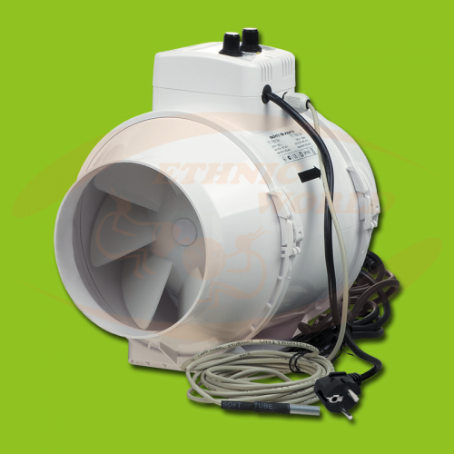 Circular Duct Fan TT Pro 125 EC Un - 450 m³/h