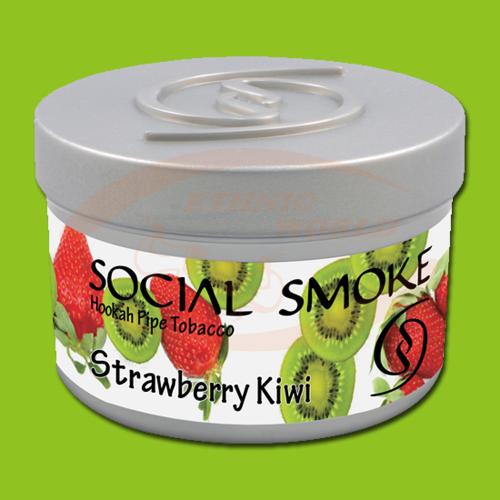 Social Smoke Strawberry Kiwi