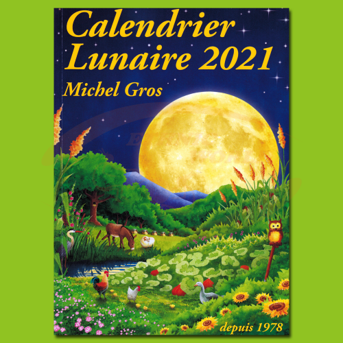 Calendrier Lunaire 2021 (FRENCH)