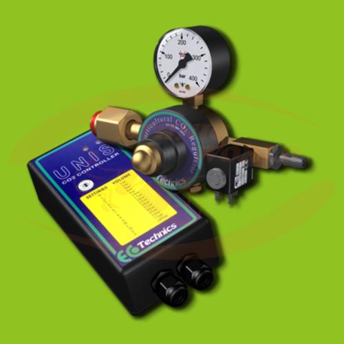 Unis CO2 Controller (m³)