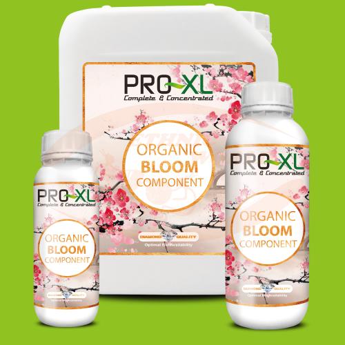 PRO-XL Bloom Component (Organic)