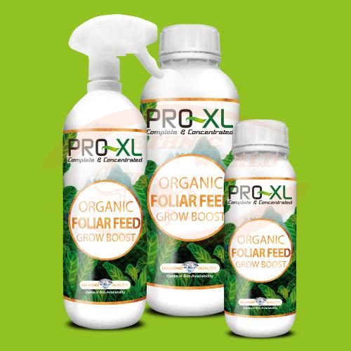 PRO-XL Foliar Feed Grow Boost (SPRAY) (Organic)
