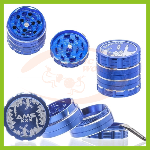 Grinder Alu Dope Bross Amsterdam 4 Part 40 mm