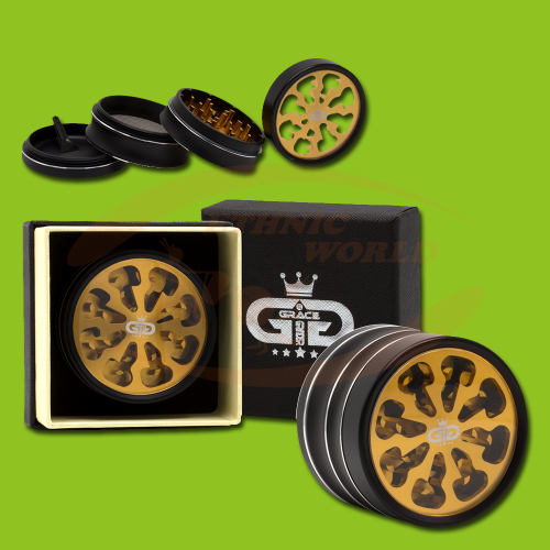 Grinder Alu GG 4 Part 63 mm