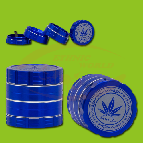 Grinder Alu GG Leaf 4 Part 40 mm