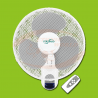 Fertraso Wall Fan (with remote control)