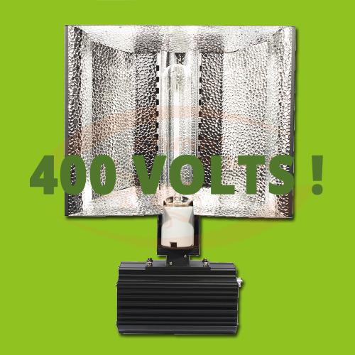 Lumen-King Lamp 400V - 600W