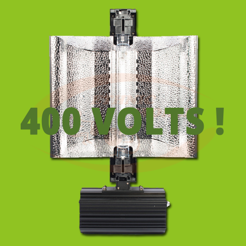 Lumen-King Lamp DE 400V - 1000W