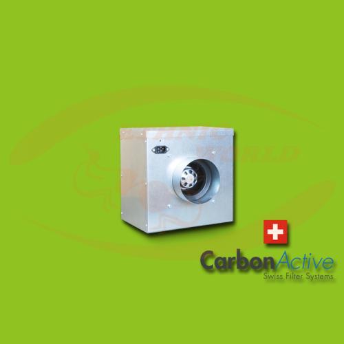 EC Power Box 125 mm 280 m³/h