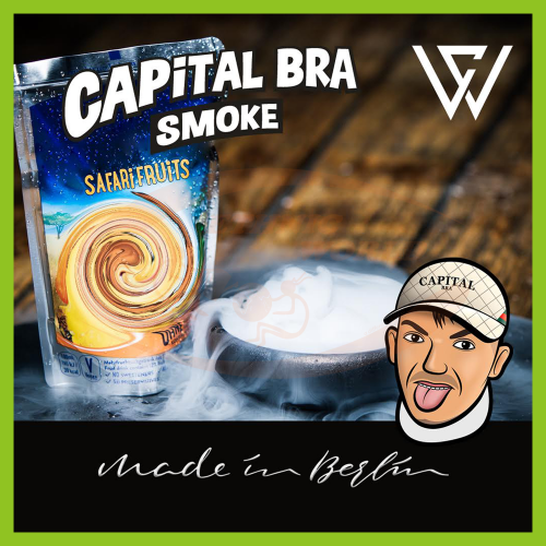 Capital Bra Smoke Safari