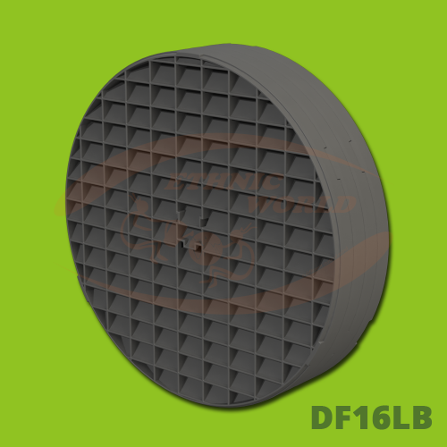 SJ - DF16 Light Baffle