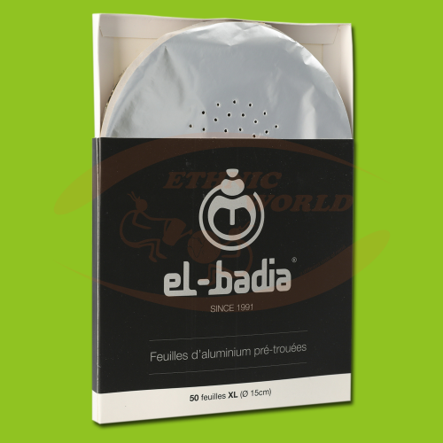 El-Badia Aluminium XL 50 pc Perfored