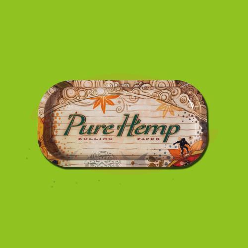 Pure Hemp Mini Rolling Tray 18X13cm