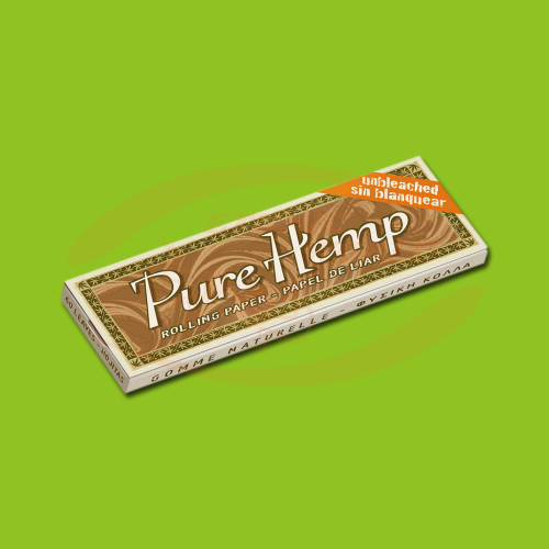 Pure Hemp Unbleached Regular