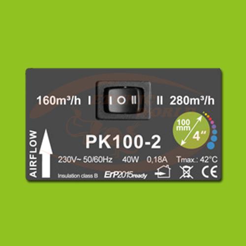 PK 100 - 160/280 m³/h