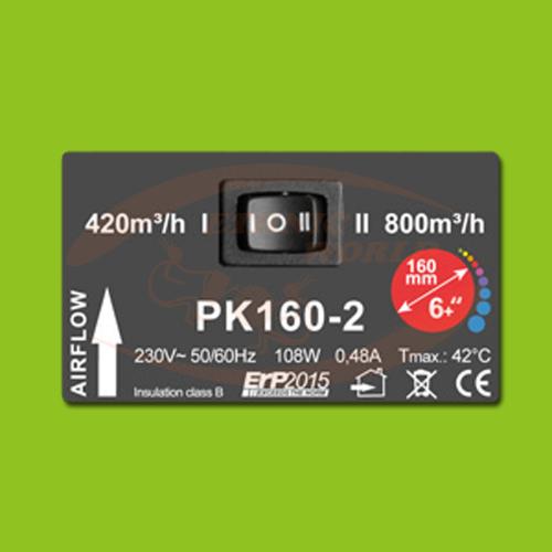 PK 160 - 420/800 m³/h