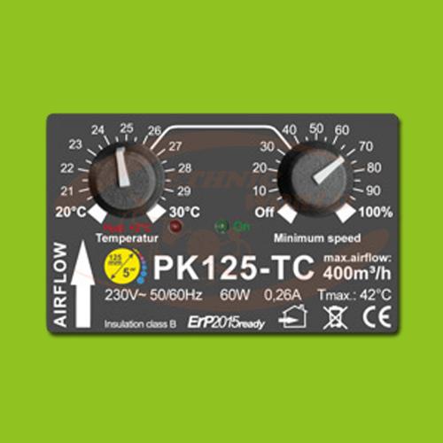 PK 125 CT - 400 m³/h