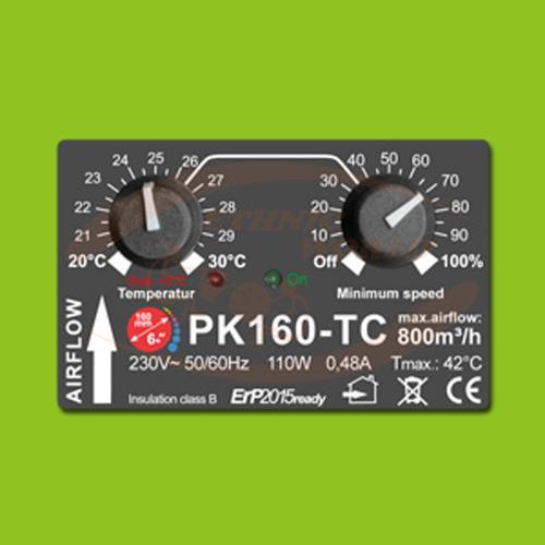 PK 160 CT - 800 m³/h