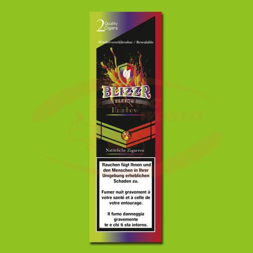 Blizzr Blunts Rainbow Exotic (2 pc)