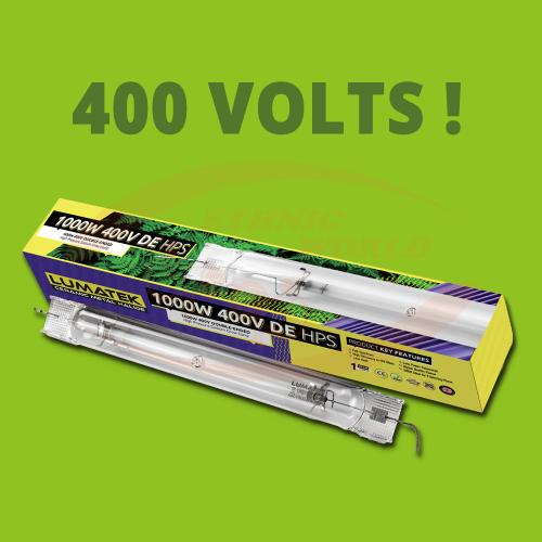 Lumatek DE 400V Bulb