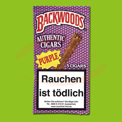 Backwoods Cigars Purple