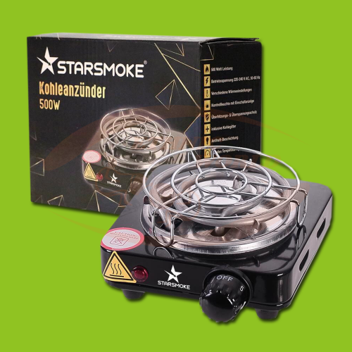 Starsmoke Electric Charcoal Lighter - 500 W