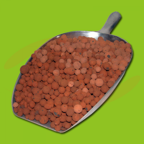 Expanded Clay (8-16 mm)