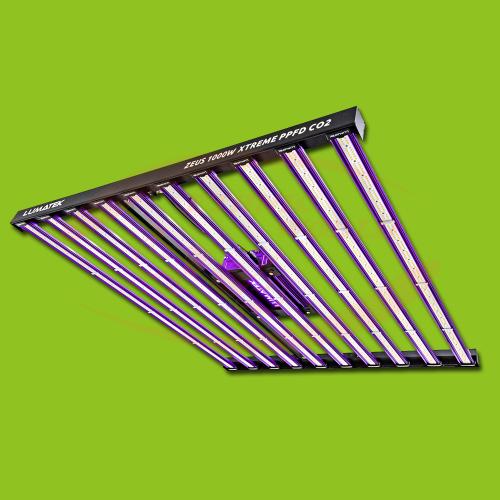 Lumatek LED ZEUS 1000W Xtreme PPFD CO2