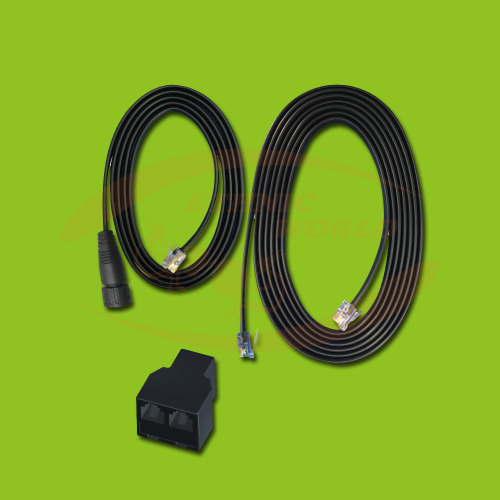 TrolMaster RJ12 to PushLock Converter Cable