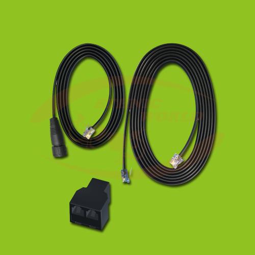 TrolMaster RJ12 to PushLock Converter Cable