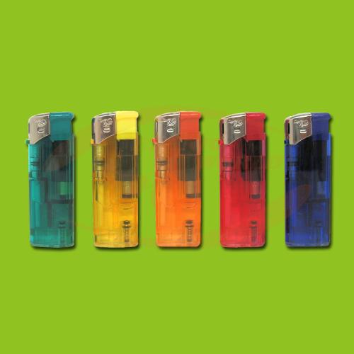 DR - Feuerzeug Electronic Mini Transparent