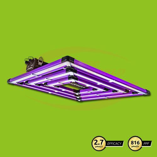 Kit Soil LED 100x100cm