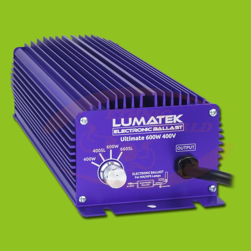 Ballast Lumatek ULTIMATE PRO 240 & 400V
